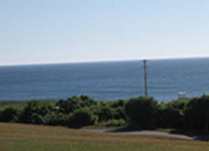 Ocean from Nauset Knoll