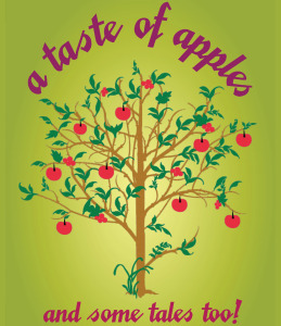 a taste of apples