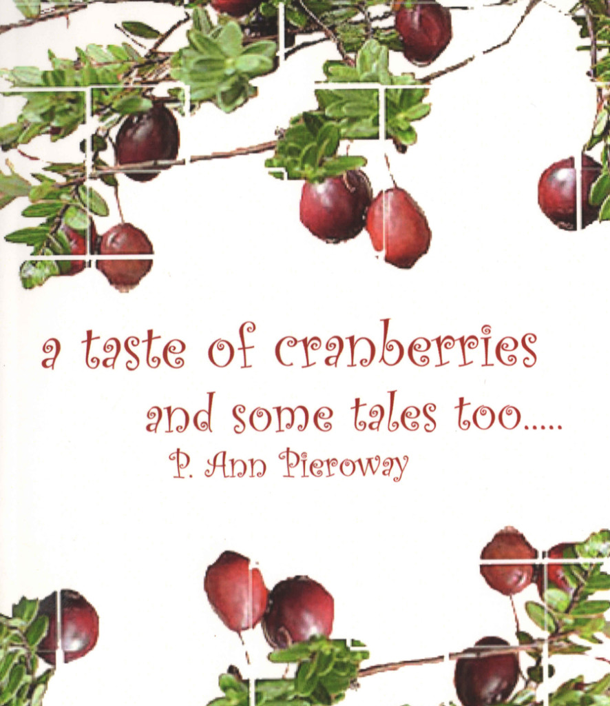 Book covers-cranberries
